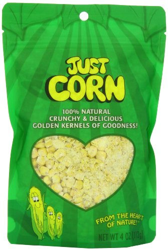 Just Tomatoes Just Corn, 4 Ounce Pouch