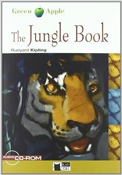 The jungle book. Con CD-ROM (Green apple): Amazon.es