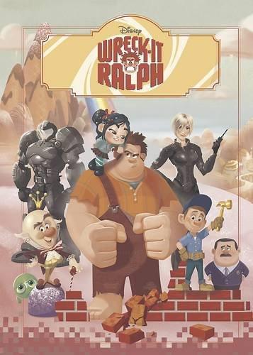 Disney Wreck-it Ralph Storybook (Wreck It Ralph Film Tie in)
