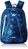 #10: Wildcraft Polyester 42 Ltrs Blue School Backpack (WC 3 Foliage 2)