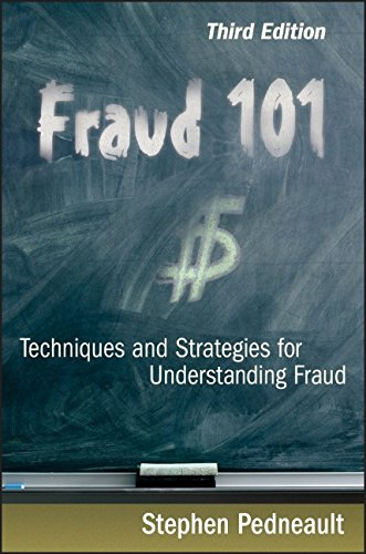 Fraud 101: Techniques and Strategies for Understanding Fraud PDF