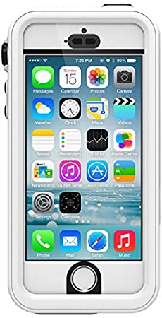 Amazon.co.jp: catalyst iPhone 5/5s用 完全防水・防塵ケース 防水規格『IP-68』取得 ブルー CT-WPIP13-BL: 家電・カメラ