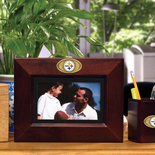 Pittsburgh Steelers Memory Company Landscape Picture Frame NFL Football Fan Shop Sports Team Merchandise at Amazon.com