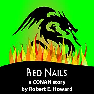 Red Nails Audiobook