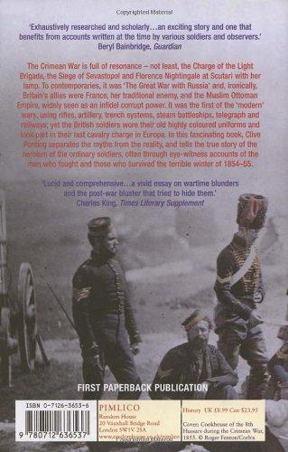 The Crimean War: The Truth Behind the Myth