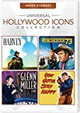 Universal Hollywood Icons Collection: James Stewart (Harvey / Winchester '73 / The Glenn Miller Story / You Gotta Stay Happy)