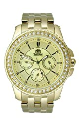 JLO Multifunction Bracelet - Gold-Tone Women's watch #JL/2698CMGB