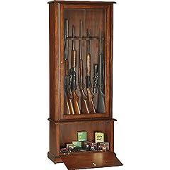 8 Gun Cabinet by American Furniture Classics