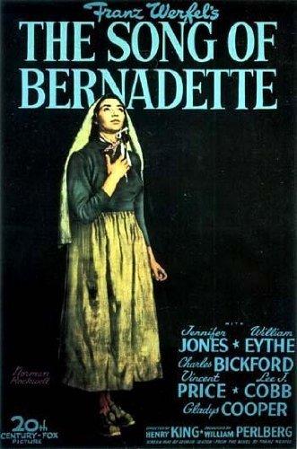 La canción de Bernadette [DVD]