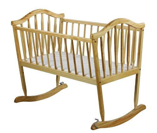 Best Review Of Dream on Me Rocking Cradle, Natural