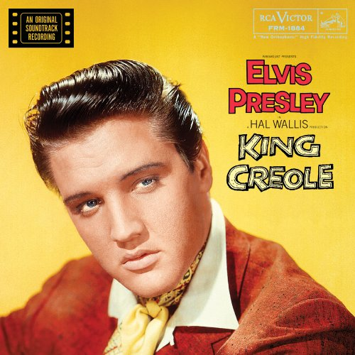 King-Creole-Analog-Elvis-Presley-LP-Record