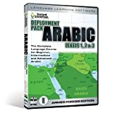 Instant Immersion Arabic Levels 1, 2, & 3 Deployment Pack (Armed Forces Edition) - The Complete Arabic Language Course for Beginner, Intermediate, and Advanced Levels. Language Learning Software for Fast Learning Intended for US Armed Forces Personnel Deployed in The Middle East