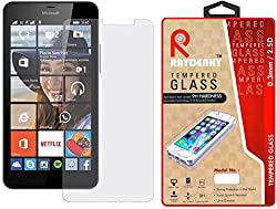 Raydenhy Premium Quality Tempered Glass For Micromax Lumia 640 XL