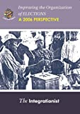 img - for Improving the Organization of Elections book / textbook / text book