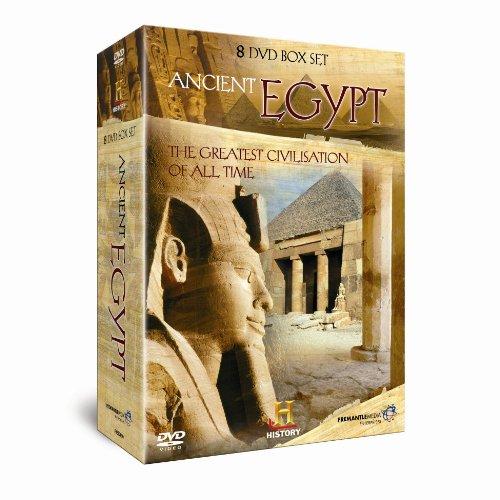 ANCIENT EGYPT [IMPORT ANGLAIS] (IMPORT)  (COFFRET DE 8 DVD)