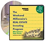 img - for The Weekend Millionaire's Real Estate Investing Program (8 Compact Discs/PDF Workbook) book / textbook / text book