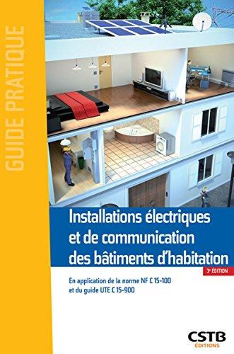 installations-electriques-et-de-communication-des-batiments-dhabitation