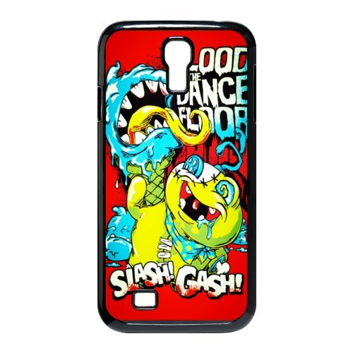 D-7 Music Band Blood on the Dance Floor Print Black Case With Hard Shell Cover for SamSung Galaxy S4 I9500