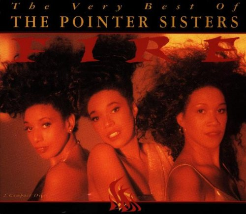 The Pointer Sisters - Fire - The Very Best Of (Disc 1) - Zortam Music