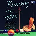 Running the Table: The Legend of Kid Delicious, the Last Great American Pool Hustler Audiobook by L. Jon Wertheim Narrated by Butch Engle