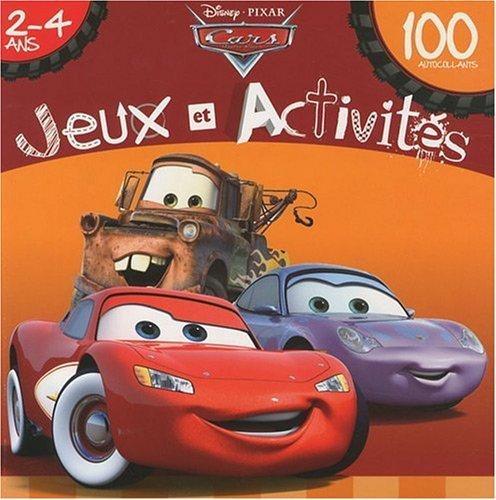 Cars, jeux et activités