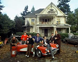 ANIMAL HOUSE TOM HULCE JAMES DAUGHTON 20X24 PHOTO