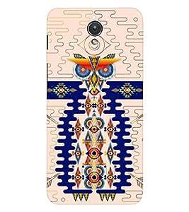 EPICCASE trendy angry bird Mobile Back Case Cover For Asus ZenFone C (Designer Case)