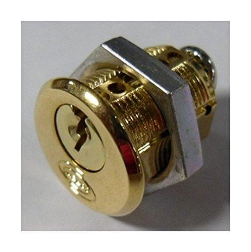 Assa Abloy Serratura Universale mm.25 Ottone Pc202 Corbin 046899