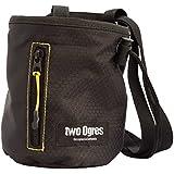 two Ogres Basique v2 Chalk Bag with Belt and Zippered Pocket