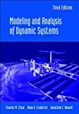 img - for C. M. Close's D.K. Frederick's J.C. Newell's Modeling and Analysis 3rd (Third) edition(Modeling and Analysis of Dynamic Systems [Paperback])(2001) book / textbook / text book