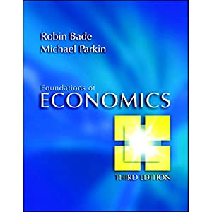 VangoNotes for Foundations of Economics, 3/e Audiobook