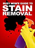 The Busy Moms Guide To Stain Removal: How To Fight And Remove Stubborn Household Stains