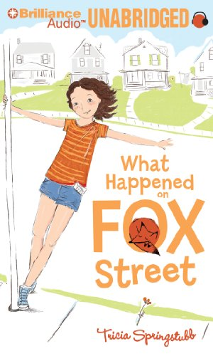 What Happened on Fox Street: Library Edition