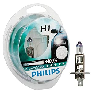 Philips - X-Treme Vision H1 (Pair)