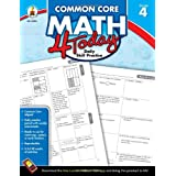 Common Core Math 4 Today, Grade 4: Daily Skill Practice (Common Core 4 Today) ~ Erin McCarthy