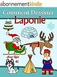 Comment Dessiner: Laponie: Livre de D...