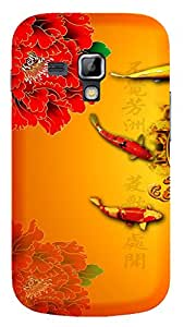 TrilMil Printed Designer Mobile Case Back Cover For Samsung Galaxy S Duos S7562 / S Duos 2 S7582