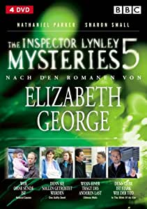 The Inspector Lynley Mysteries - Vol. 05 (4 DVDs)