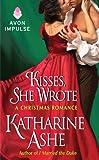 Kisses, She Wrote: A Christmas Romance (The Prince Catchers)