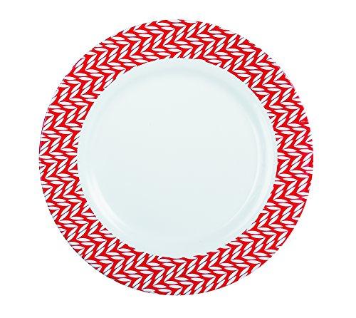 luminarc-piastre-8010491-battuto-set-di-6-red-opal-19-x-19-x-2-cm
