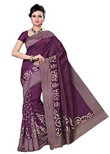 Taanshi Art silk Sarees -113