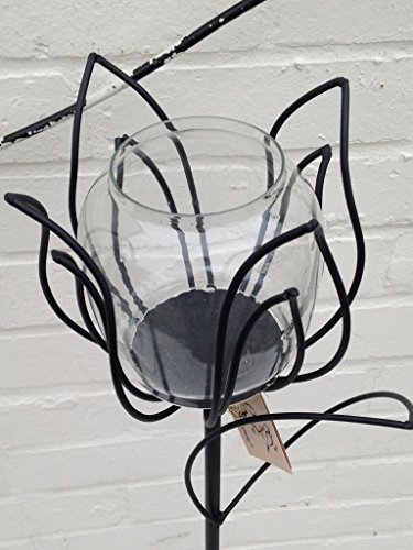 Tulip Candle Spike - Garden Candle Stick (786444)