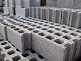 【ガーデニング資材】コンクリートブロック 中古品 1個