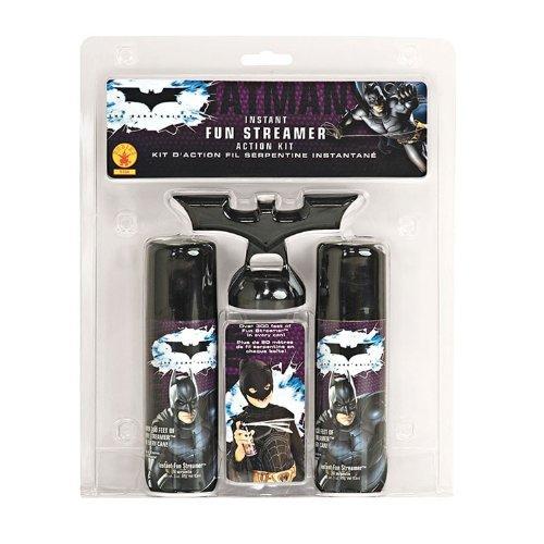 Batman Fun Streamer with Clip