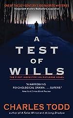 A Test of Wills (Inspector Ian Rutledge Book 1)