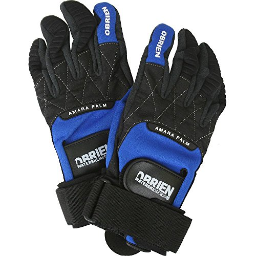 O'Brien Pro Skin Watersport Gloves (Large) (Water Sports Gloves compare prices)