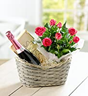 Sparkling Ros Hamper