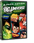 DC Universe Action 3-Pack (Green Lant...
