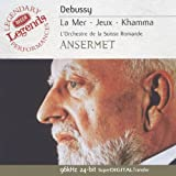 Debussy: Prelude a L'apres-Midi D'un Faune, La Mer, Jeux, Khamma