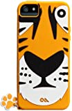 Case Mate Tigris Creatures Cases for Apple iPhone 5 - Orange